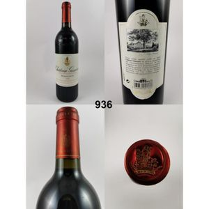 VIN ROUGE Château Giscours 1996 - N° : 936, Margaux, Rouge