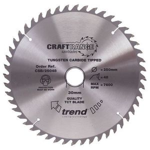Lame de scie circulaire multimaterial 190 mm 20 mm 54 dents  Manutan