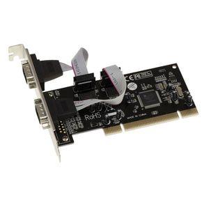 Vista 2000 10 Linux KALEA-INFORMATIQUE 98SE XP 8.1 NT 8 DOS. Seven PCIE S/érie RS232 4 Ports SUR PIEUVRE- Chipset MOSCHIP MCS9904 Me WINDOWS 95 Carte Controleur PCI Express
