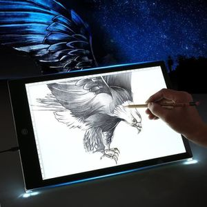 TABLE A DESSIN Tablette Lumineuse A3 LED Luminosité Réglable LED