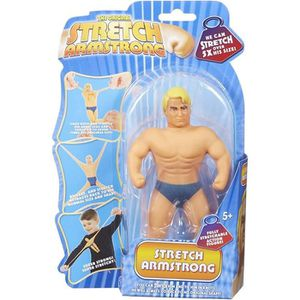 FIGURINE - PERSONNAGE Stretch Armstrong 7 pouces Armstrong Figure