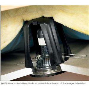 SPOTS - LIGNE DE SPOTS Spotclip - protection pour spot plafond