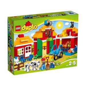 ASSEMBLAGE CONSTRUCTION LEGO® DUPLO 10525 La grande Ferme
