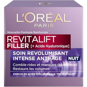 ANTI-ÂGE - ANTI-RIDE L'OREAL PARIS Revitalift Filler Soin Revolumisant
