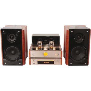 CHAINE HI-FI MADISON MAD-TA20BT Système Audio à tube Vintage 2x