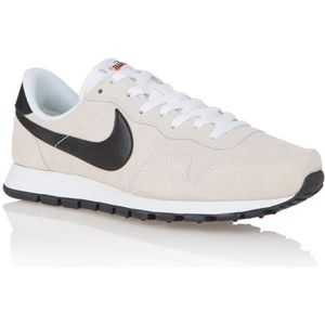 new arrival e1c4f 56f42 BASKET NIKE Baskets Air Pegasus 83 Leather - Homme - Blan
