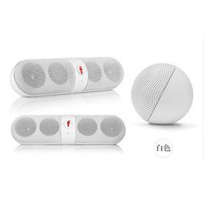 ENCEINTE NOMADE Parleur sans fil Bluetooth stéréo portable pour iP