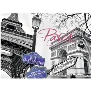 PUZZLE Puzzle Adulte  1500 Pieces : Monument De Paris Tou