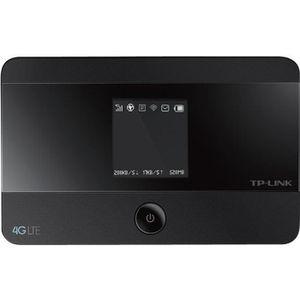 MODEM - ROUTEUR TP-Link Routeur Mobile 4G LTE Bi-Bande: 4G 150 Mbp