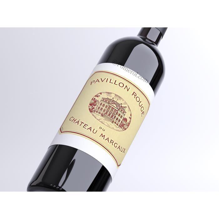 X1 Pavillon Rouge du Château Margaux 2014 75 cl AOC Margaux Rouge 2ème Vin Rouge