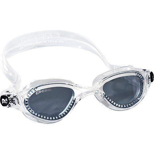 Cressi  Swim  Flash Small Lunettes natation Verre teinté Gris Taille unique - DE203031