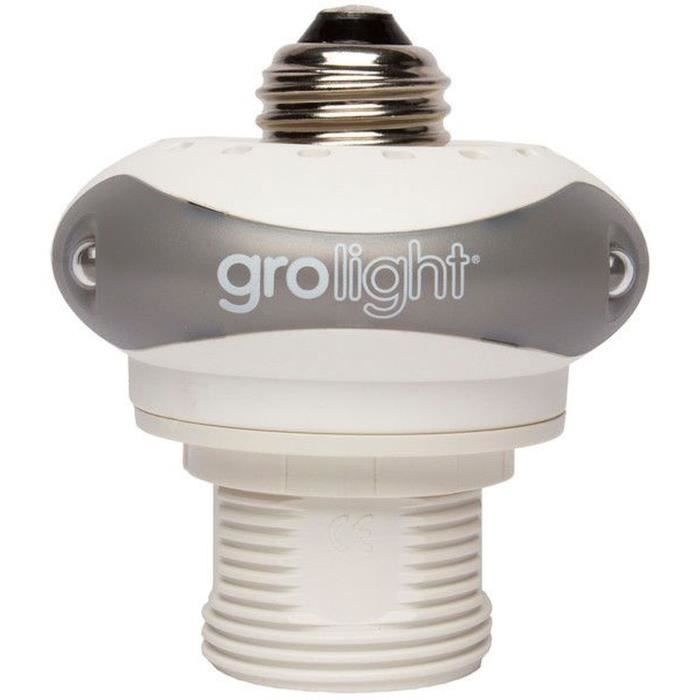 THE GRO COMPANY Veilleuse 2 en 1 Gro Light (ampoule E27)