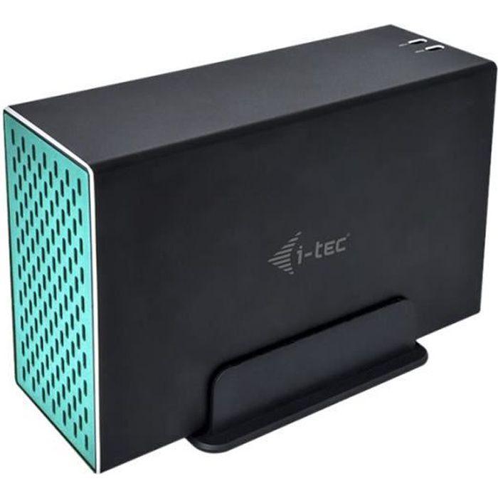 I Tec Système de stockage Das Mysafe 2 x Total de compartiments Bureau Serial Ata Contrôleur Raid 0, 1, Jbod Raid Levels
