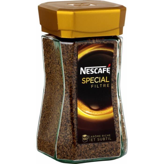 Café spécial filtre flacon 200 g NESCAFE