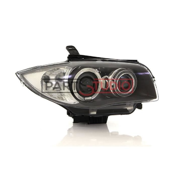 Optique, phare avant droit Bi Xenon passager, BMW Série 1 E87 de 03/07 à 07/11
