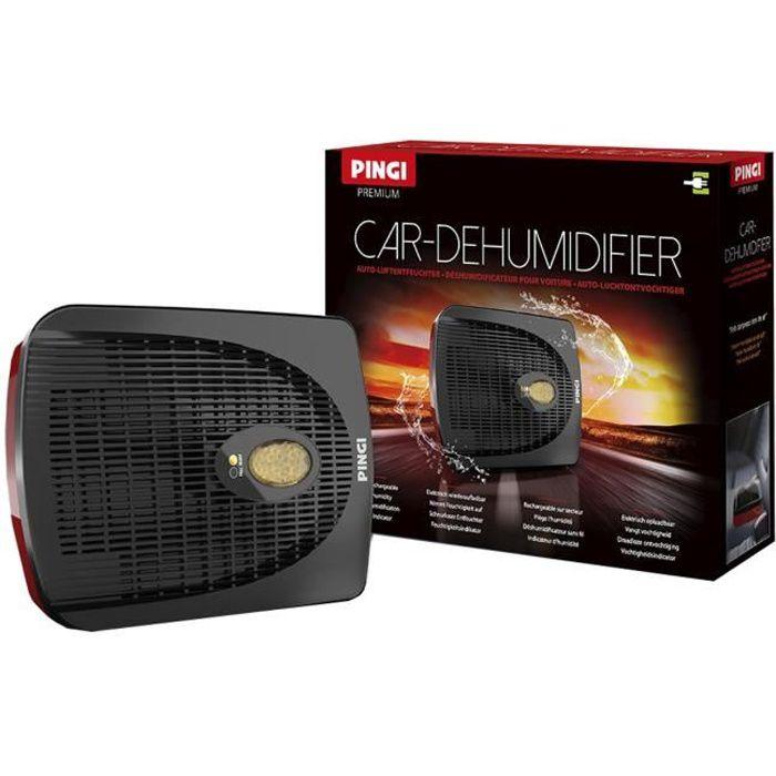 Déshumidificateur Pingi Déshumidificateur d'air pour voiture avec indicateur d'humidité pour camping-car