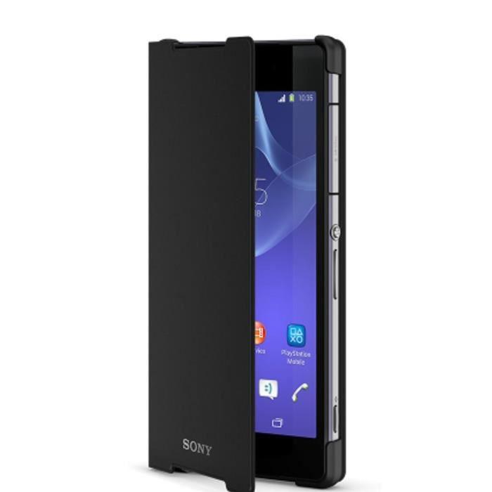 Etui Sony Xperia Z2 origine Sony