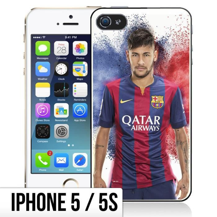 coque iphone 5 5s neymar junior