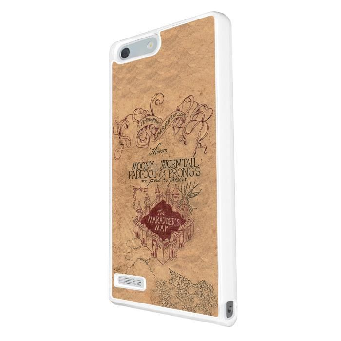 Harry potter inspired the marauder 39 s map huawei ascend p8 - Espionner portable sans y avoir acces ...