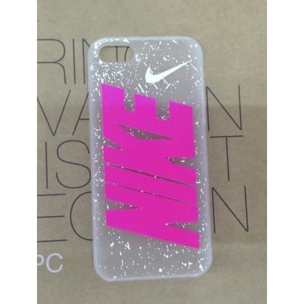 coque iphone 5 nike blanc