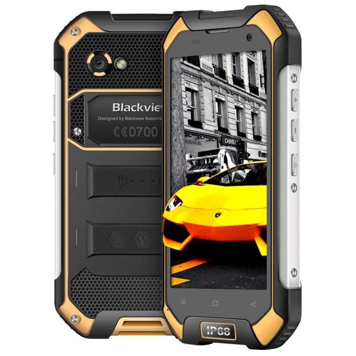 SMARTPHONE Smartphone 4G Blackview BV6000 32Go 4,7pouces IP68