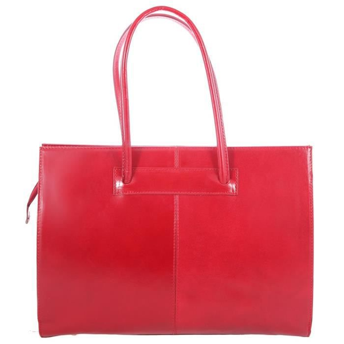 Sacs femme Chicca Borse 9008ROSSO210636