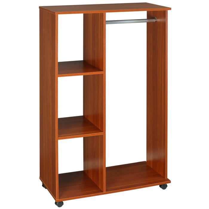 armoire v tements penderie armoire de rangement. Black Bedroom Furniture Sets. Home Design Ideas