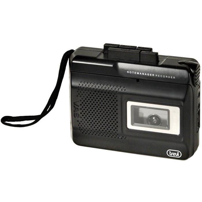 BALADEUR CD - CASSETTE Trevi CR 410 Dictaphones Type de Stockage: Cassett
