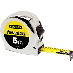 STANLEY M?tre ruban Powerlock 5m / 19mm