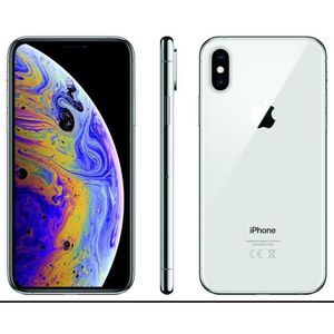SMARTPHONE iPhone Xs 512 Go Argent Reconditionné - Comme Neuf