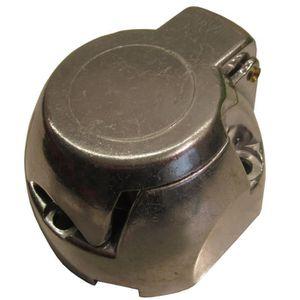 1 Adaptateur set 13-7 /& 7-13 broches connecteur attelage 12v caravane remorque éclairage NEUF