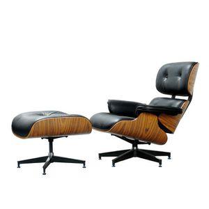 FAUTEUIL Fauteuil Lounge Chaise et Ottoman Lounge Chaise Ea