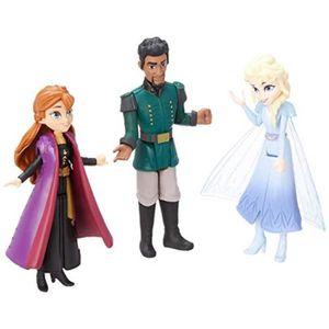 POUPÉE Poupee TL4W0 Anna, Elsa, et Mattias petites poupée