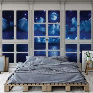 AFFICHE - POSTER Poster Mural Divers  Ciel et nuagesVEXXL - 312cm x
