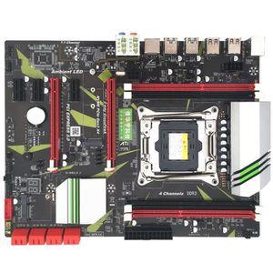 CARTE MÈRE Ordinateur X99 Carte mémoire DDR3 4 canaux Mémoire
