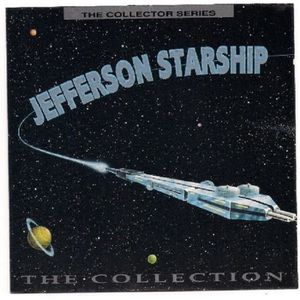 CD POP ROCK - INDÉ cd The Collection Jefferson Starship