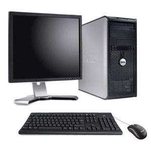 ORDI BUREAU RECONDITIONNÉ PC de bureau - Dell Optiplex 360 Format Tour 2,93G