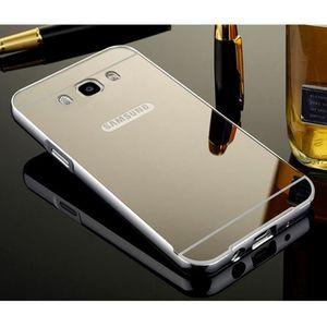 HOUSSE - ÉTUI EvaGreen Coque Samsung Galaxy J5 2016 Argent/J5108
