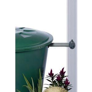 COLLECTEUR EAU - CUVE  Collecteur eau de pluie Speedy Eco QUATTRO gris (s