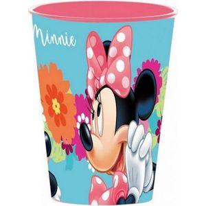 Verre à eau - Soda Gobelet Minnie Mouse Disney verre plastique enfant