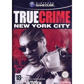 Jeux game cube true crime new york city
