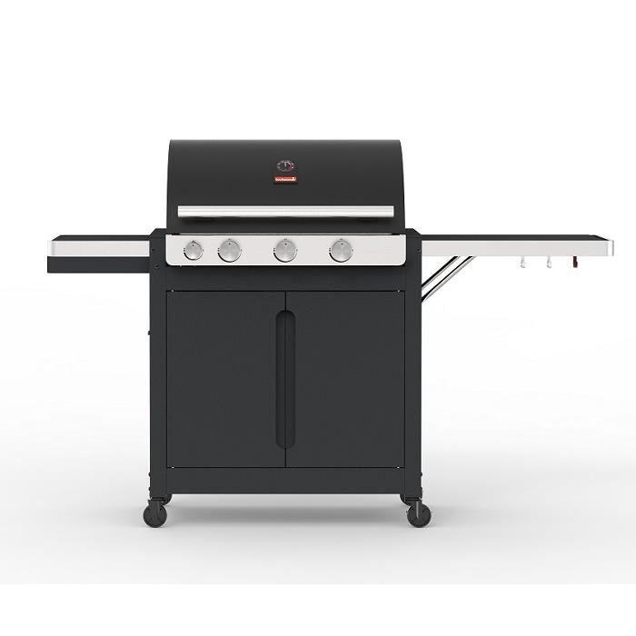 Barbecue à gaz 3 feux Barbecook Stella 3201 Noir