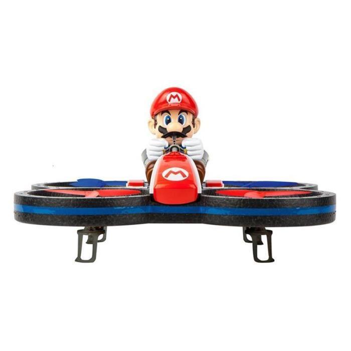 MARIO Drône Radiocommandé Nintendo Mario Copter