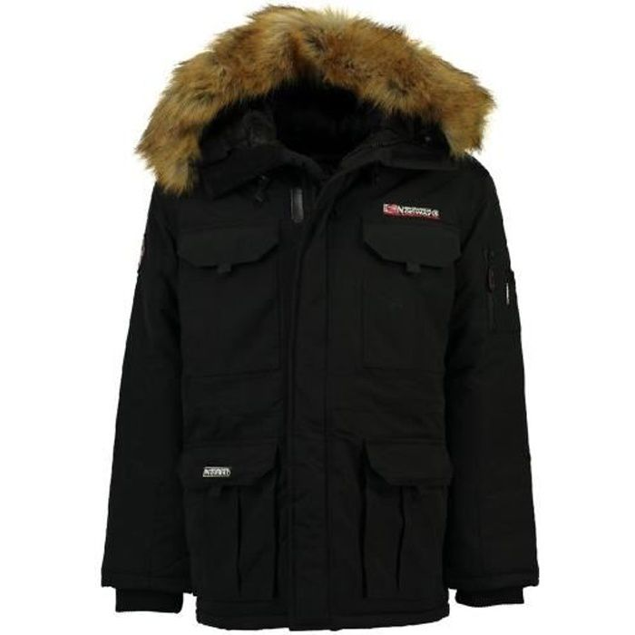 Parka Homme Geographical Norway Bottle Noir