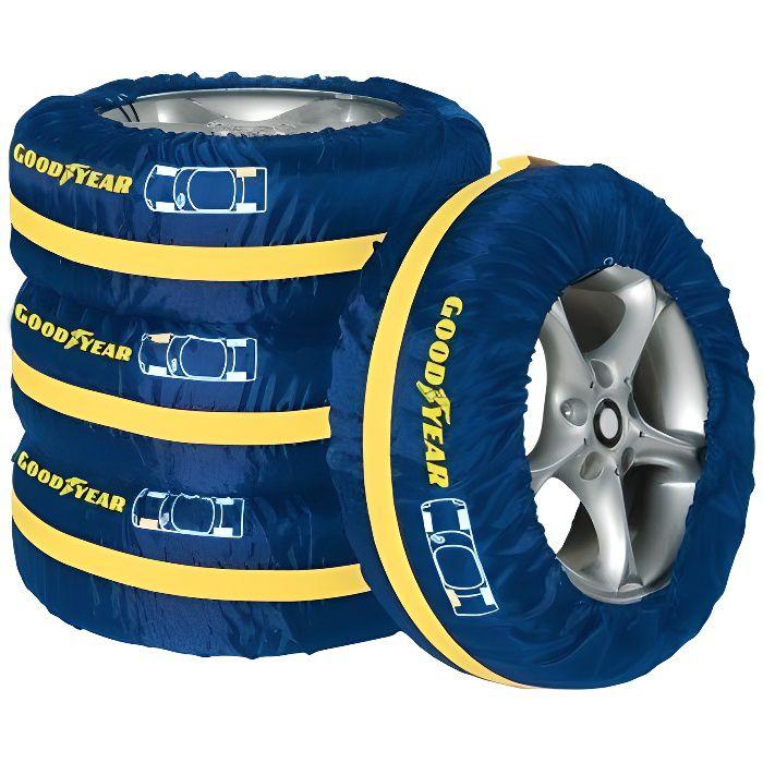 Jeu de Housses pour pneus - Goodyear