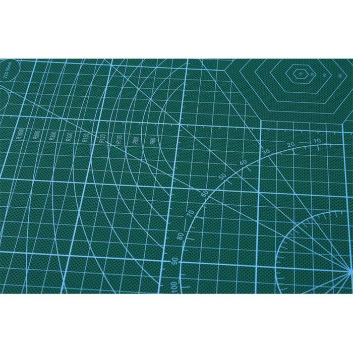 1 pc Auto Guérison Tapis De Découpe Durable Utile Pratique DIY Outil Couture Pad Coupe Planche À Découper pour PLANCHE A DECOUPER
