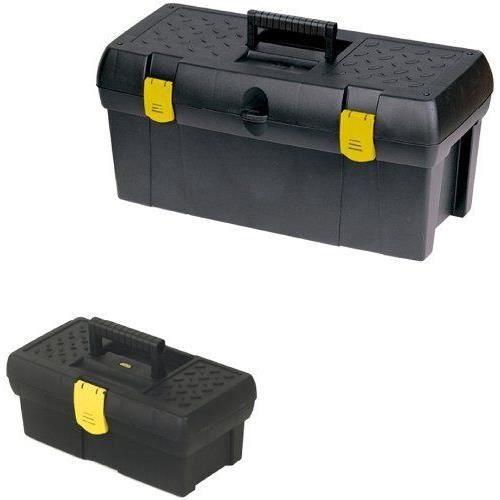 Stanley 192952 Lot de 2 boites à outils 48 cm et 32 cm