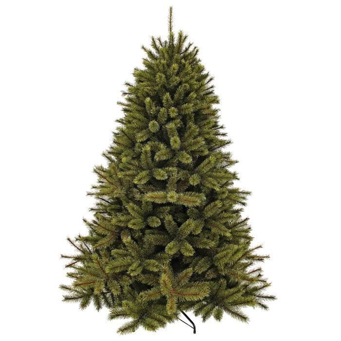 Triumph Tree Forest Frosted Sapin de Noël artificiel - H260 cm - Vert
