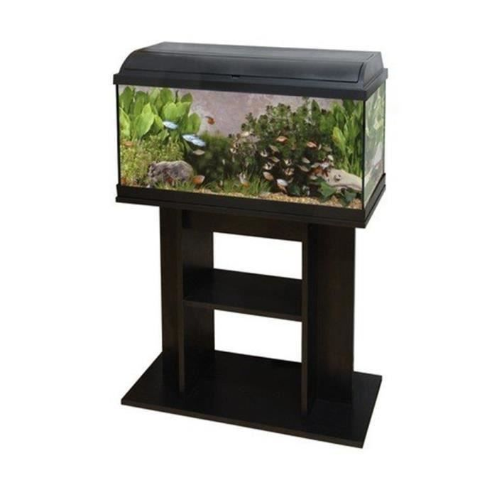 meuble pour aquarium 80 x 30 cm achat vente aquarium meuble pour aquarium 80 x 3 cdiscount. Black Bedroom Furniture Sets. Home Design Ideas