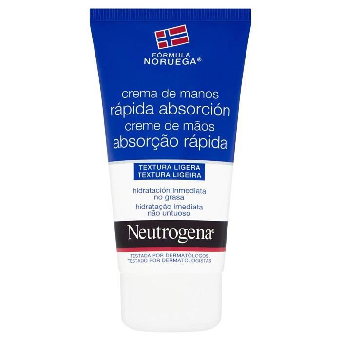 SOIN MAINS ET PIEDS Neutrogena Crème pour les mains avec texture légèr